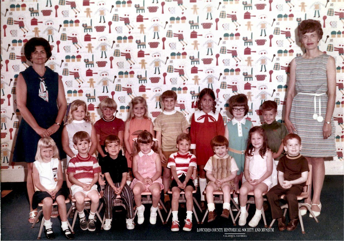 Blackburn's Kindergarten, 1970
