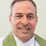 The Reverend Doctor Dave Johnson, Rector of Christ Church